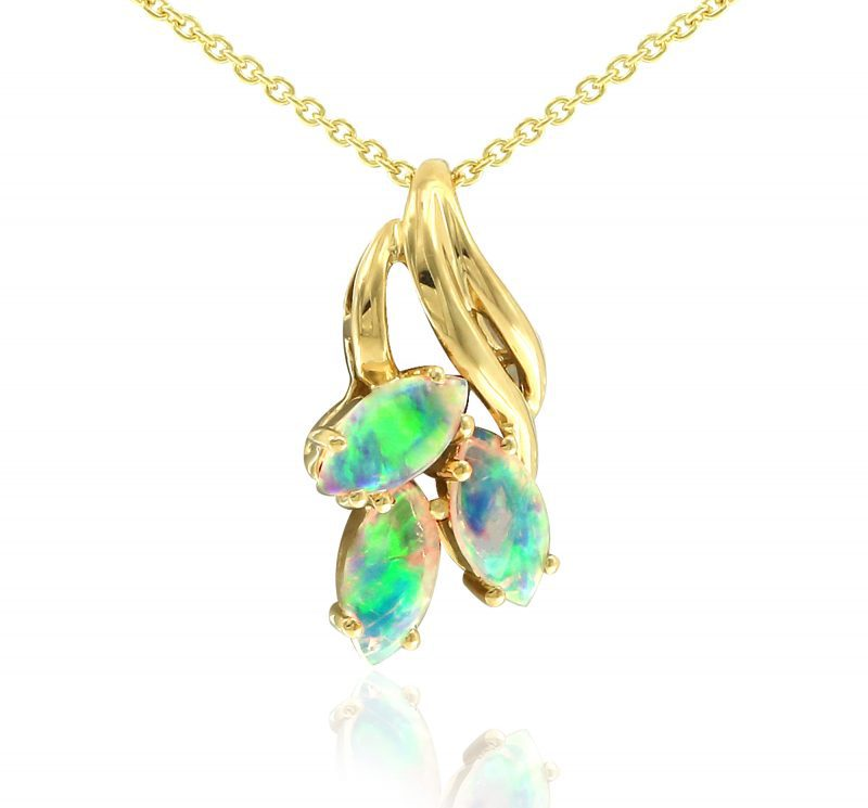 Opal pendants in Adelaide