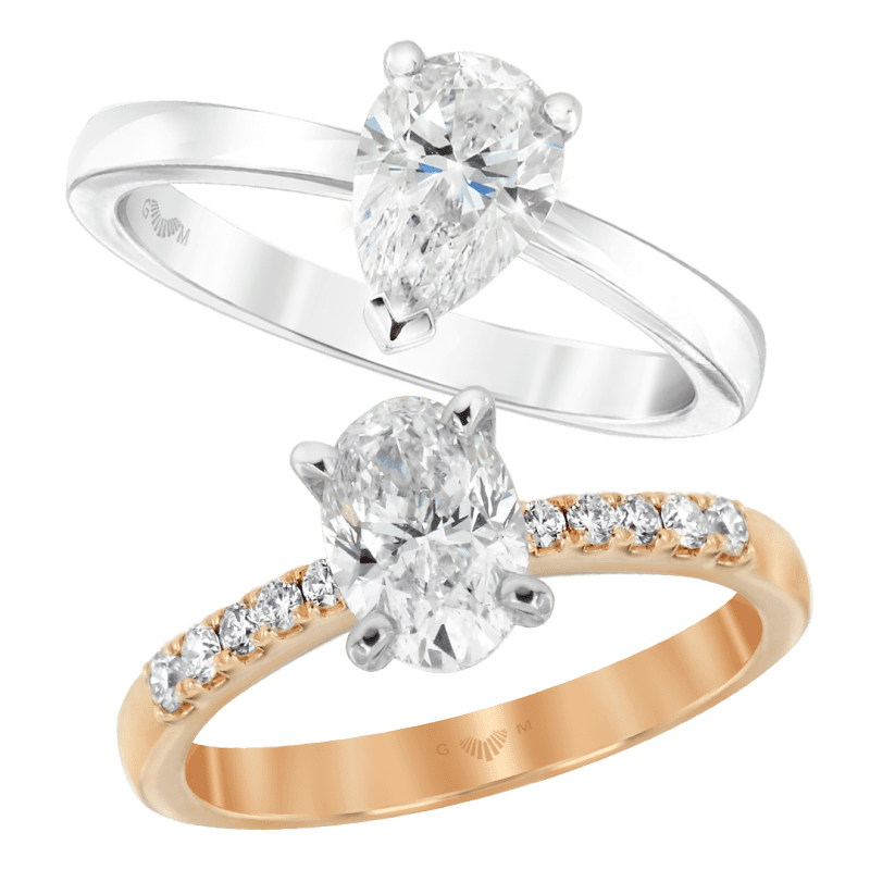 Celeste Engagement Ring Collection