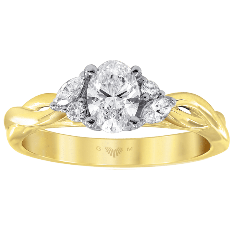 Embrace Engagement Ring Collection