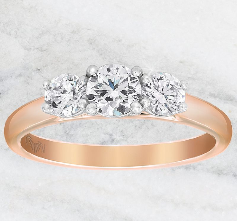 Trinity Classic Engagement Ring
