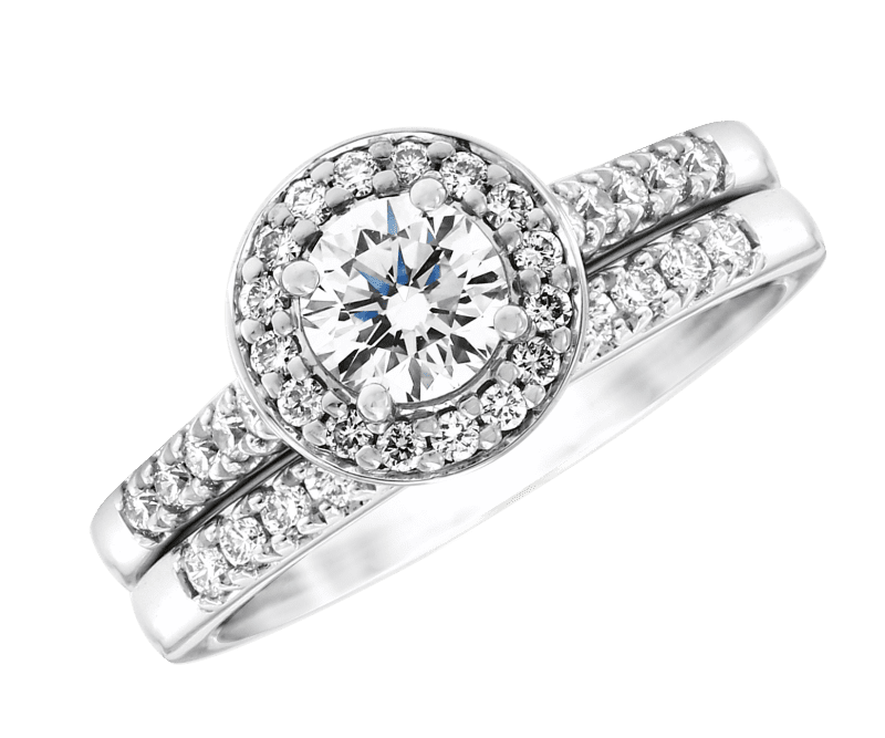 Lily Engagement Ring Collection