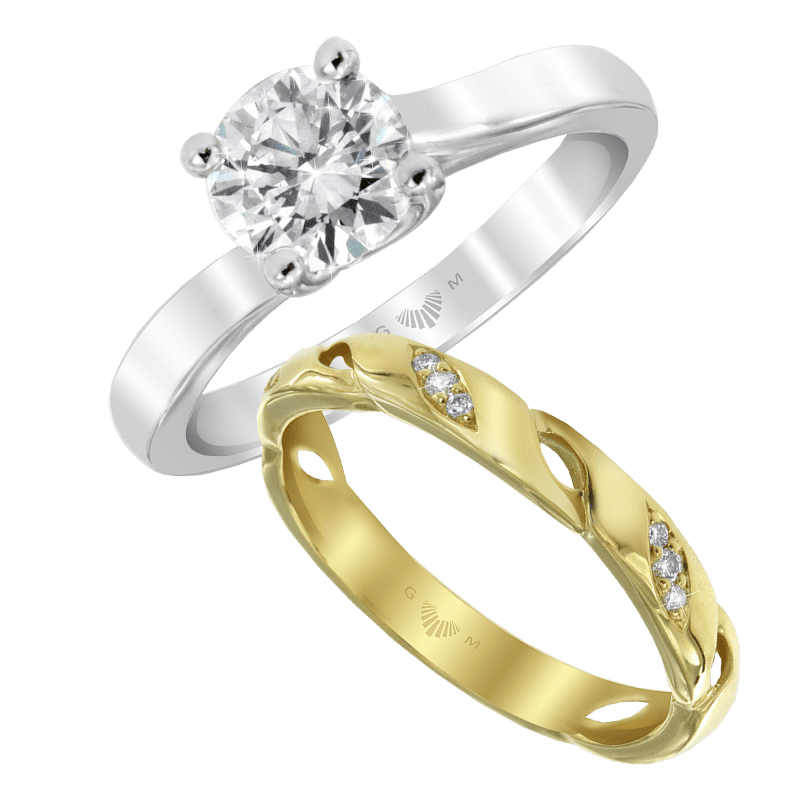 Eagle Engagement Ring Collection