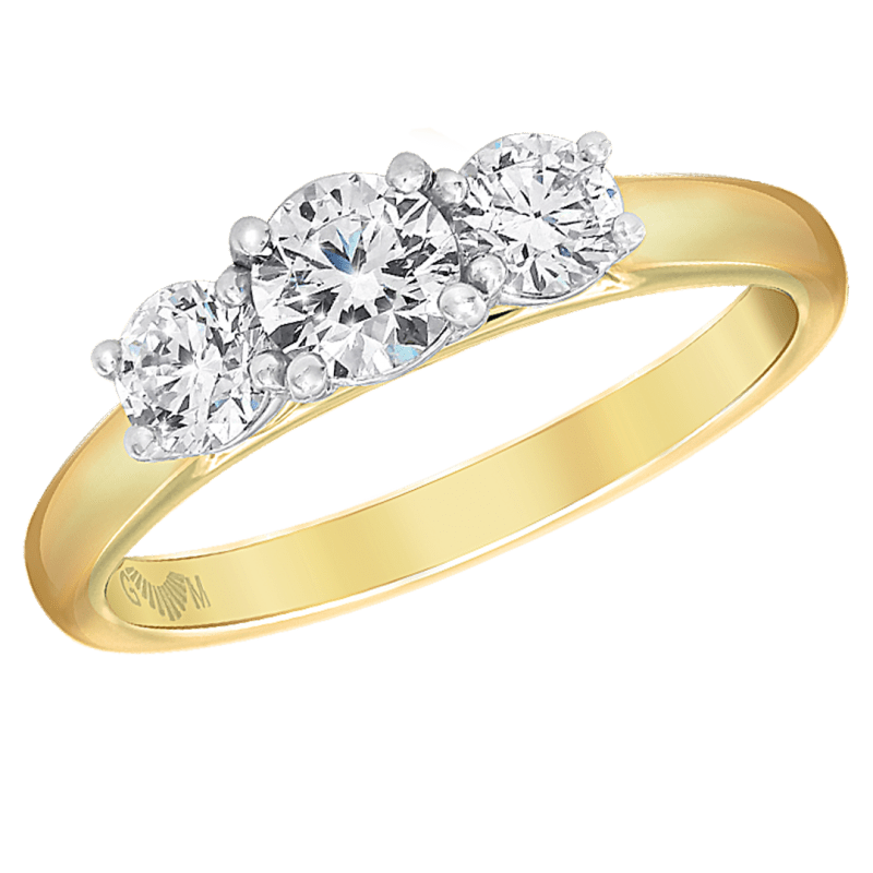 Trinity Classic Engagement Ring Collection