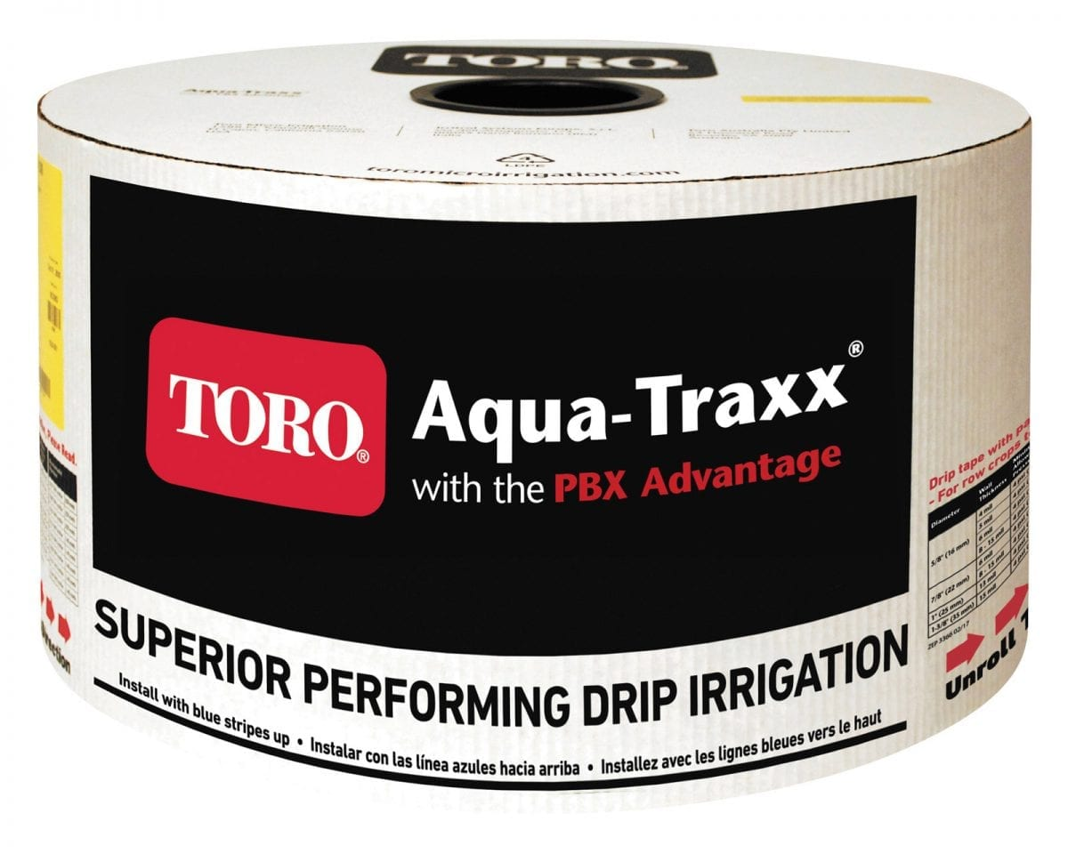 Aqua-Traxx® with PBX Advantage